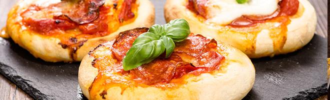 | Pizzabrötchen